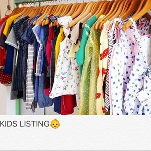 Other - Kids listing follows👶